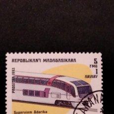 Sellos: SELLO DE MADAGASCAR - E 56. Lote 289363473