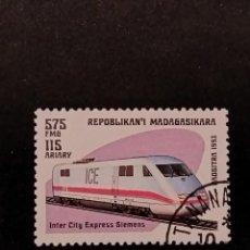 Sellos: SELLO DE MADAGASCAR - E 56. Lote 289363528