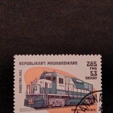 Sellos: SELLO DE MADAGASCAR - E 56. Lote 289363593