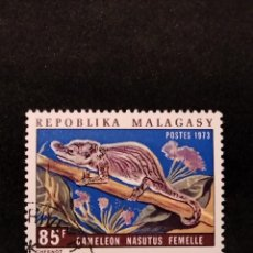 Sellos: SELLO DE MADAGASCAR - E 56. Lote 289363768