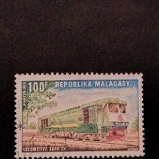 Sellos: SELLO DE MADAGASCAR - E 57. Lote 289364308