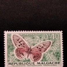Sellos: SELLO DE MADAGASCAR - E 57. Lote 289364418