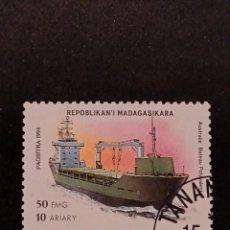Sellos: SELLO DE MADAGASCAR - E 58. Lote 289364718
