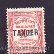 Sellos: MARRUECOS TASA 45, SIN GOMA, TANGER. Lote 11456188