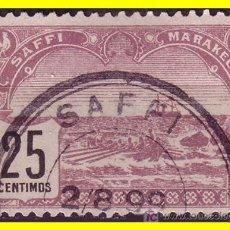 Sellos: MARRUECOS 1899 SAFI YVERT Nº 101 (O). Lote 18751754