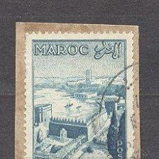 Sellos: MAROC, 1955-56, YVERT TELLIER 361. Lote 20878047