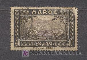 MAROC, 1933-34, YVES TELLIER 137 (Sellos - Extranjero - África - Marruecos)
