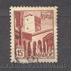 Sellos: MAROC, 1951-54, YVES TELLIER 310. Lote 20878430