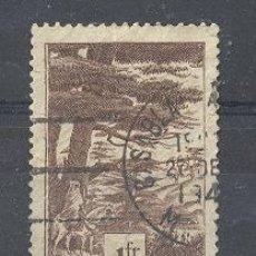 Sellos: MAROC, 1939-42, YVERT TELLIER 182. Lote 21324558