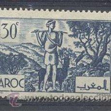 Sellos: MAROC, 1939-42, YVERT TELLIER 170. Lote 21324622
