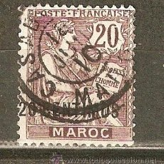 Sellos: MARRUECOS YVERT NUM. 13 USADO. Lote 41417853