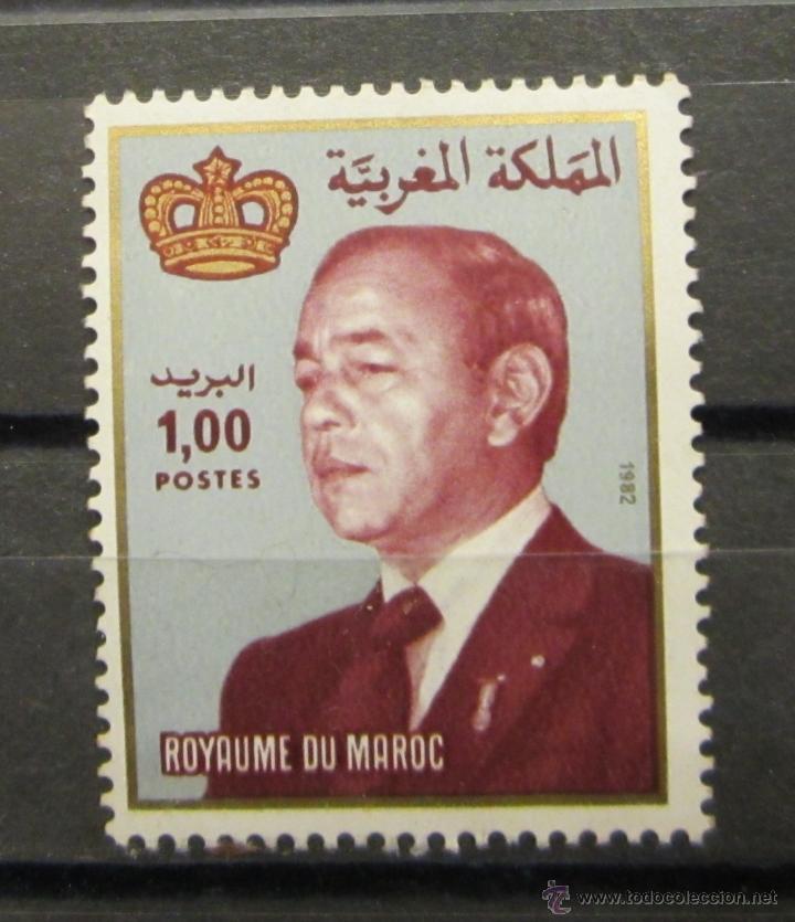 MARRUECOS (Sellos - Extranjero - África - Marruecos)