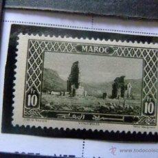 Sellos: MARRUECOS MAROC 1923 YVERT Nº 123 * MH. Lote 50426008