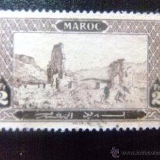 Sellos: MARRUECOS MAROC 1917 YVERT Nº 77 (*). Lote 50426307