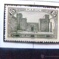 Sellos: MARRUECOS MAROC 1923 YVERT Nº 103 * MH. Lote 50426410