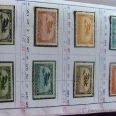 Sellos: MARRUECOS MAROC LOTE SELLOS 1923 YVERT Nº VARIOS * MH VER FOTO. Lote 50426515
