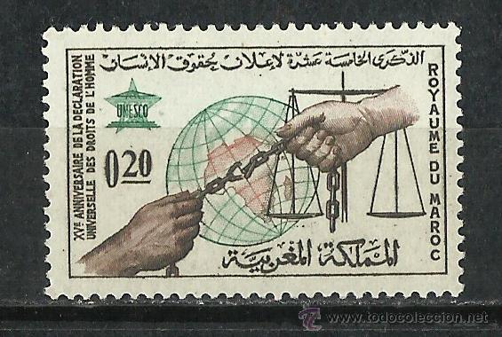 MARRUECOS - 1963 - SCOTT 99** MNH (Sellos - Extranjero - África - Marruecos)