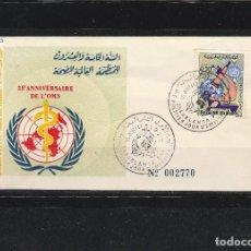 Sellos: MARRUECOS 1973 - FDC YVERT NRO. 685 - MATASELLO. Lote 108732115