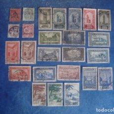 Sellos: MARRUECOS. LOTE DE 100 SELLOS USADOS DIFERENTES. Lote 121540275