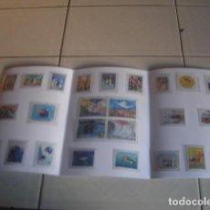 Sellos: MARRUECOS. ÁLBUM EMISIONES ESPECIALES 2005. 25 SELLOS. NUEVOS, SIN CHARNELA.. Lote 124453975