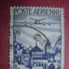 Sellos: MARRUECOS FRANCÉS. CORREO AÉREO 1947. YVERT PA 61. USADO.. Lote 128743187