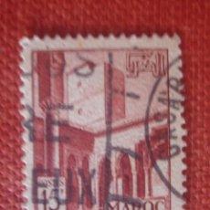 Sellos: MARRUECOS FRANCÉS 1951. PATIO DE LOS UDAYAS EN RABAT. YVERT 311. USADO. . Lote 128814347
