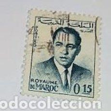 Sellos: SELLO MARRUECOS 1962. HASSAN II - 0.15. Lote 134794462