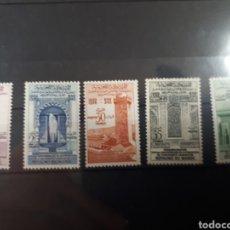 Sellos: SELLOS DE MARRUECOS AÑO 1960 460/64 LOTE H30. Lote 177841510