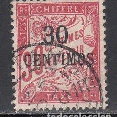 Sellos: MARRUECOS, TASAS 1896 YVERT Nº 3. Lote 195782573
