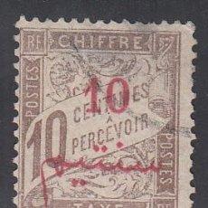 Sellos: MARRUECOS, TASAS 1911 YVERT Nº 11. Lote 195784560