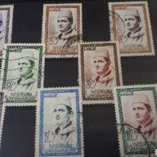 Sellos: SELLOS USADOS DE MARRUECOS C362. Lote 198072600