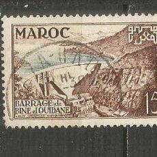 Selos: MARRUECOS COLONIA FRANCESA YVERT NUM. 329 USADO. Lote 200237295