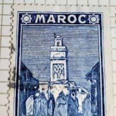 Sellos: SELLO DE MARRUECOS 1940 MOSQUE SALE 2.50F. Lote 202369540