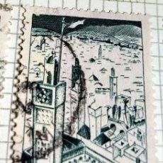Sellos: SELLO DE MARRUECOS 1939 FÉS 2F. Lote 202375556