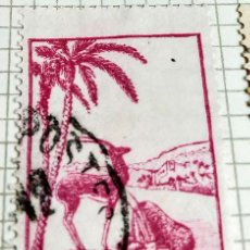 Sellos: SELLO DE MARRUECOS 1947 GAZELLE (GAZELLA SP.) 4.50F. Lote 202378845