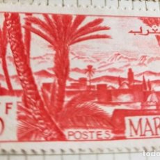 Francobolli: SELLO DE MARRUECOS 1947 MARRAKESH 6F. Lote 202494031
