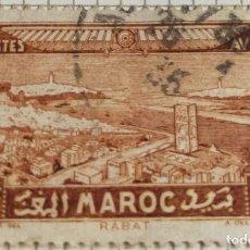 Sellos: SELLO DE MARRUECOS 1933 RABAT 80C. Lote 202529790