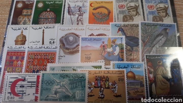 Sellos: SELLOS DE MARRUECOS ONNGOMA ORIGINAL Y181 - Foto 2 - 203805213