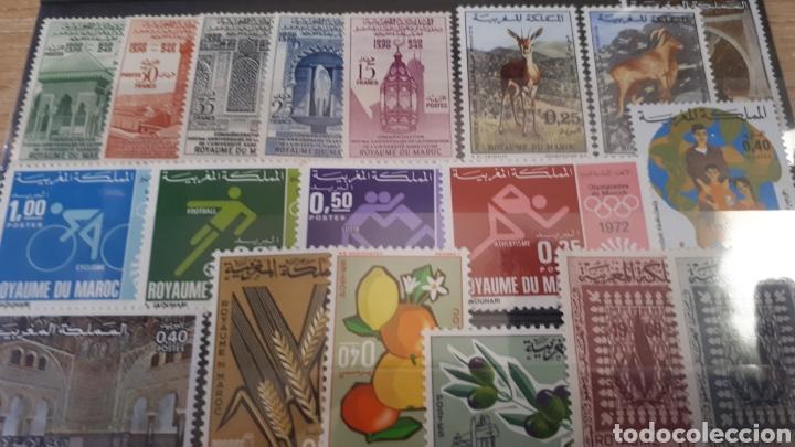Sellos: SELLOS DE MARRUECOS ONNGOMA ORIGINAL Y181 - Foto 3 - 203805213
