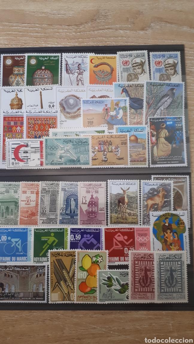 SELLOS DE MARRUECOS ONNGOMA ORIGINAL Y181 (Sellos - Extranjero - África - Marruecos)