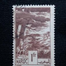 Sellos: MARRUECOS MAROC, 1F, AÑO 1945. SIN USAR. Lote 208879722