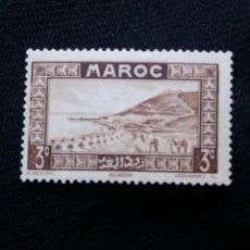 Sellos: MARRUECOS MAROC, 3C, OSHI, AÑO 1933.. Lote 208881347