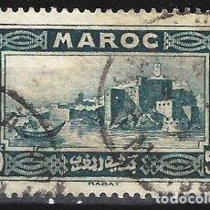 Timbres: MARRUECOS 1933 - MOTIVOS LOCALES, RABAT - SELLO USADO. Lote 212231806