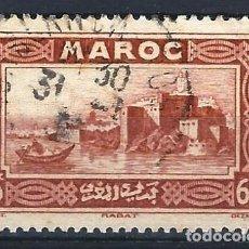Sellos: MARRUECOS 1933 - MOTIVOS LOCALES, RABAT - USADO. Lote 227635970