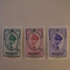 Sellos: MARRUECOS ZONA NORTE 27/29* - AÑO 1957 - 30º ANIVERSARIO DE LA CORONACION DE MOHAMED V. Lote 236598440