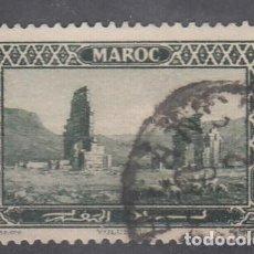 Sellos: MARRUECOS FRANCÉS. YVERT 122 USADO. S/CARGA 10 CÉNTIMOS.. Lote 238790630