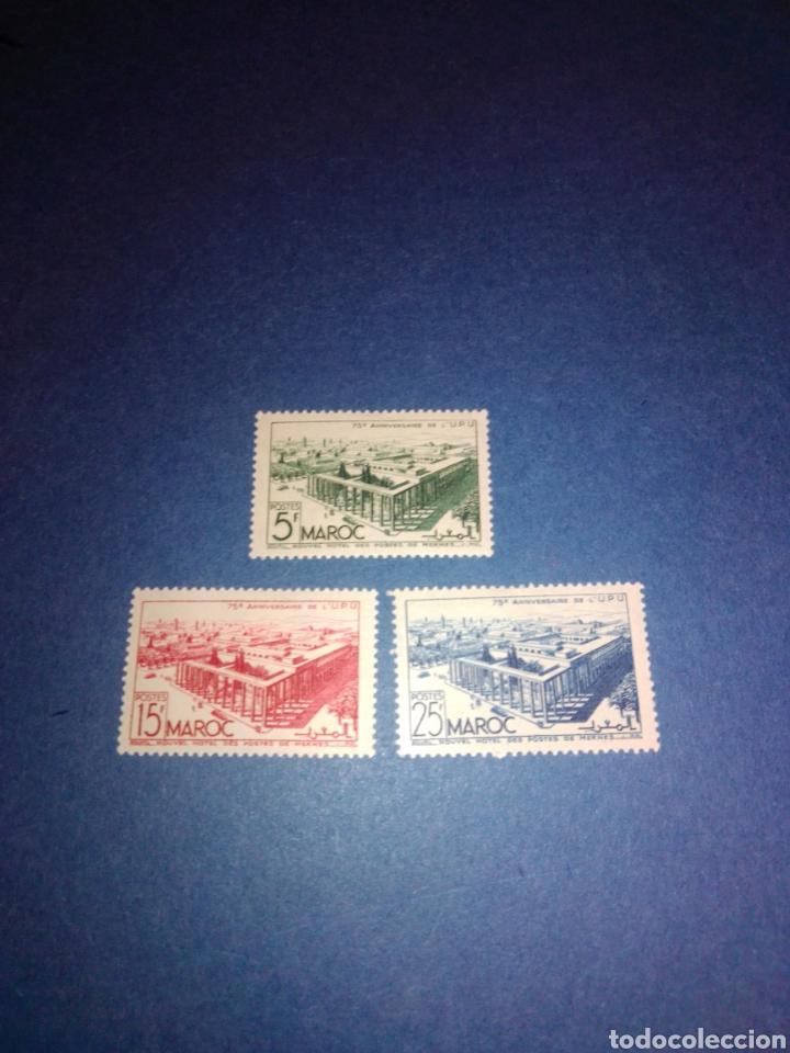 UPU 1949 MARRUECOS (Sellos - Extranjero - África - Marruecos)
