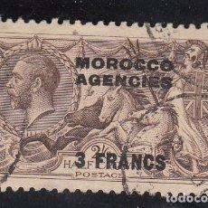Timbres: MARRUECOS II ZONA FRANCESA 10 USADA,. Lote 258497655