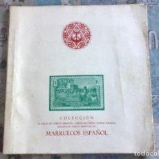 Sellos: ALBUM DE SELLOS DE MARRUECOS ESPAÑOL - DESDE 1903 HASTA 1945. Lote 261180875