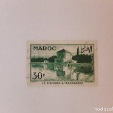 Sellos: MARRUECOS SELLO USADO. Lote 269036389